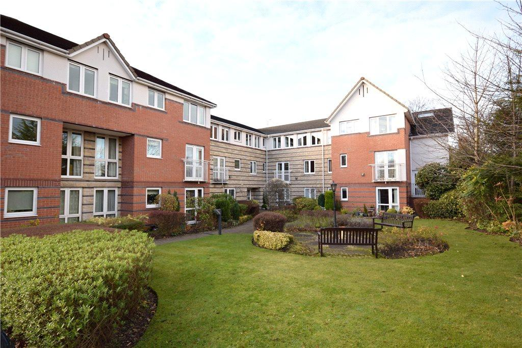 2 Bedrooms Retirement Property for sale in St Edmunds Court, Street Lane, Roundhay, Leeds