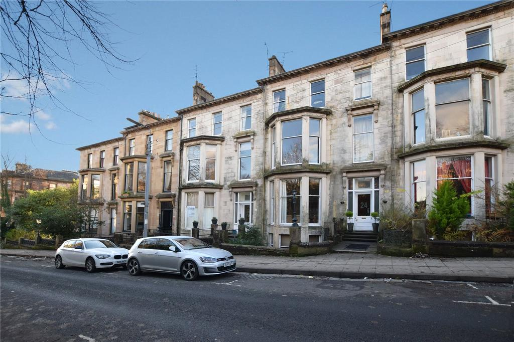 2 Bedrooms Apartment Flat for sale in 2/1, Huntly Gardens, Dowanhill, Glasgow