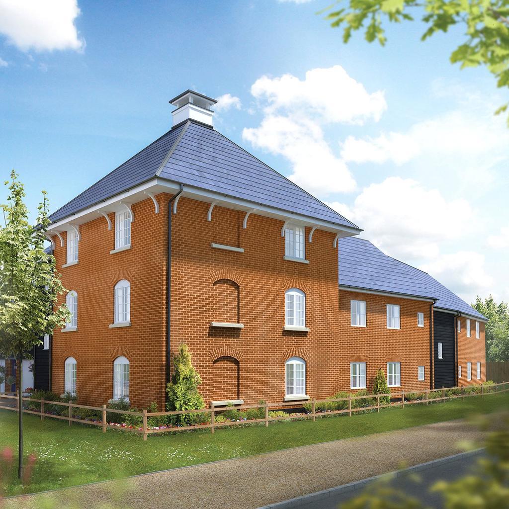 2 Bedrooms Flat for sale in Plot 98 Broadbeach Gardens, Stalham, Norfolk, NR12