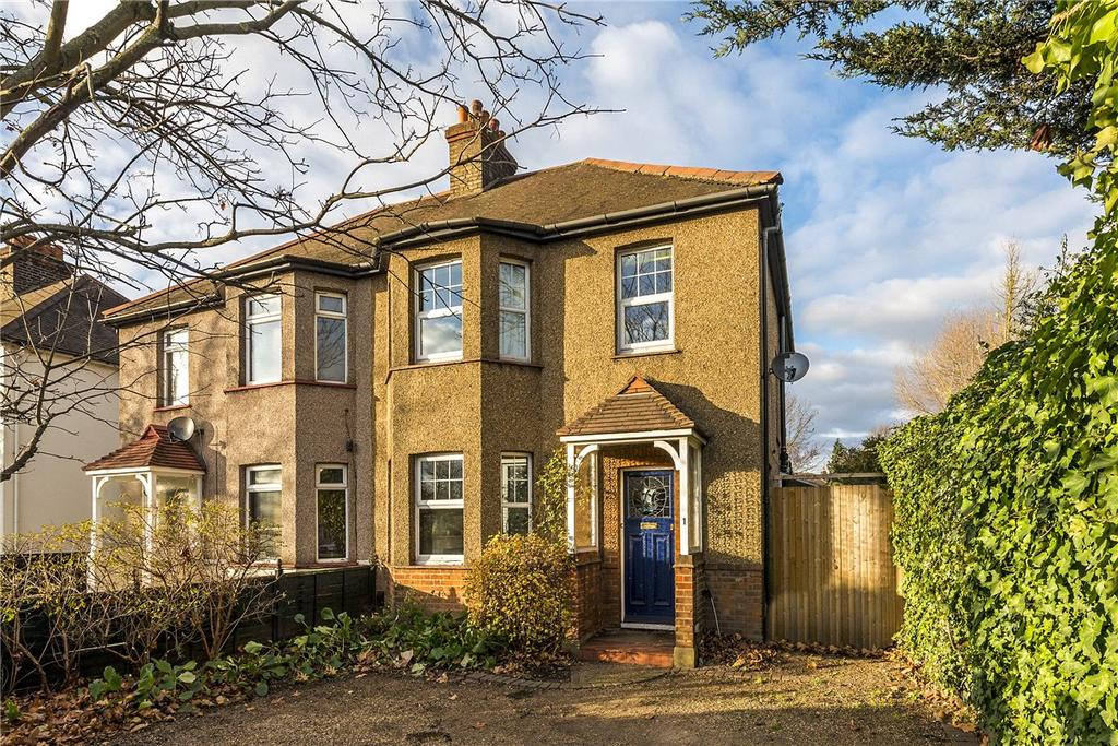3 Bedrooms Semi Detached House for sale in Popham Gardens, Lower Richmond Road, Richmond, TW9