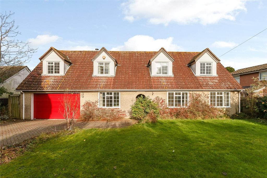 4 Bedrooms Detached House for sale in Pack Lane, Basingstoke, Hampshire, RG22