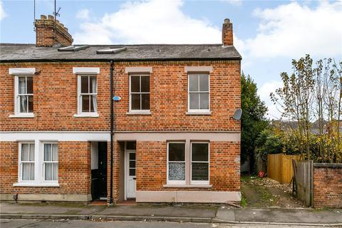 3 bedroom end of terrace house for sale - Woodbine Place, Oxford, Oxfordshire, OX1
