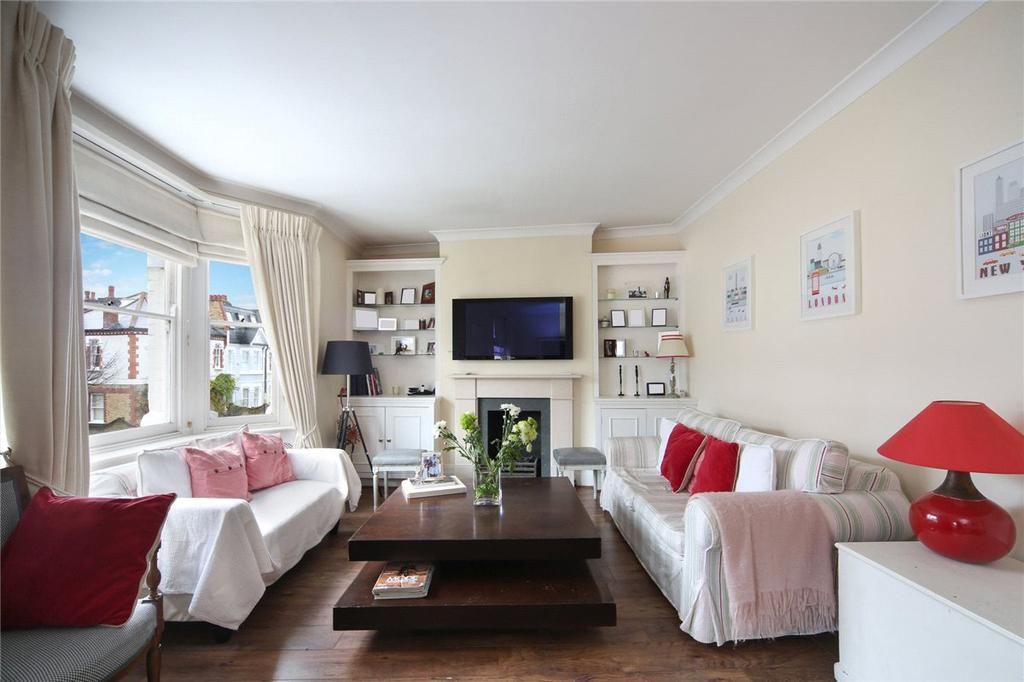 4 Bedrooms Maisonette Flat for sale in Inglethorpe Street, London, SW6