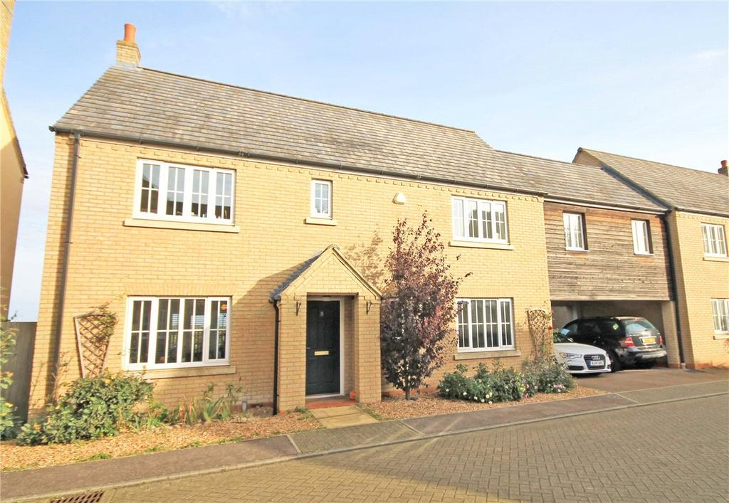 4 Bedrooms Detached House for sale in Braybrooke Place, Cherry Hinton, Cambridge, CB1