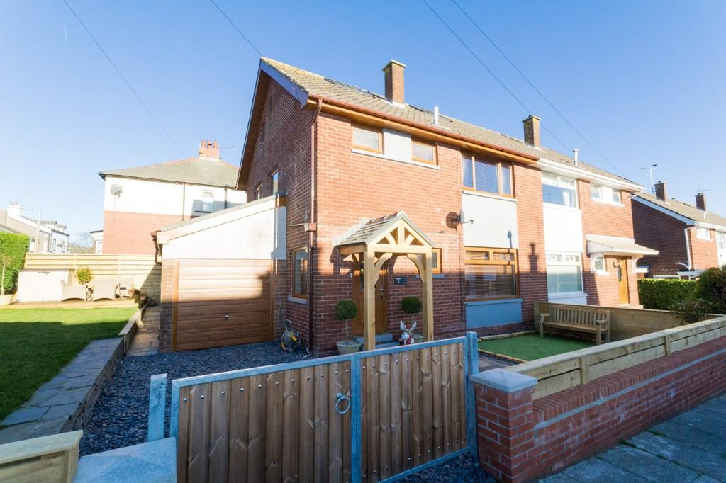 4 Bedrooms Semi Detached House for sale in Bideford Gardens, Barrow-In-Furness