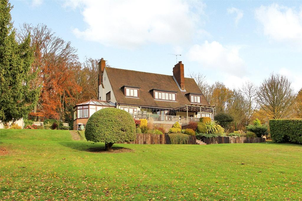 5 Bedrooms Detached House for sale in Ridley Hill, Ash-Cum-Ridley, Sevenoaks, Kent, TN15