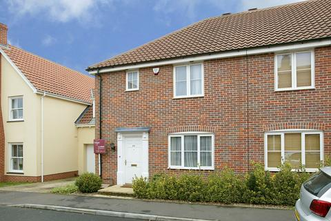 3 bedroom end of terrace house for sale - Vanguard Chase, Costessey, Norwich