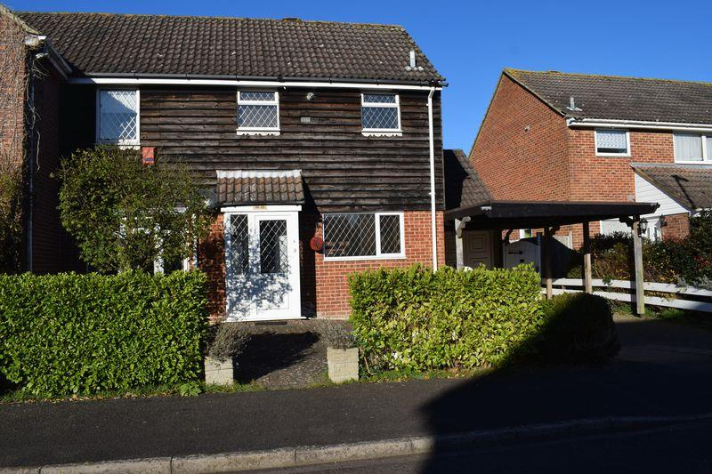 3 Bedrooms Semi Detached House for sale in 23 Cedric Close Blackfield SO45 1ZZ