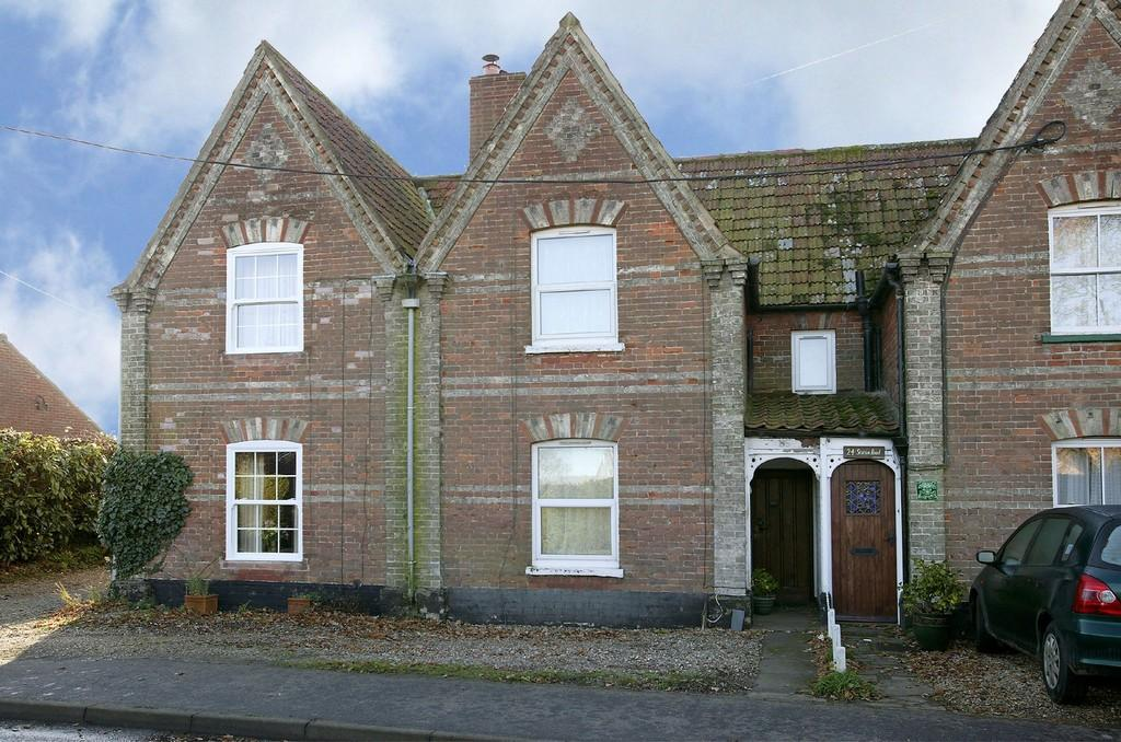 3 Bedrooms Terraced House for sale in Station Road, North Elmham