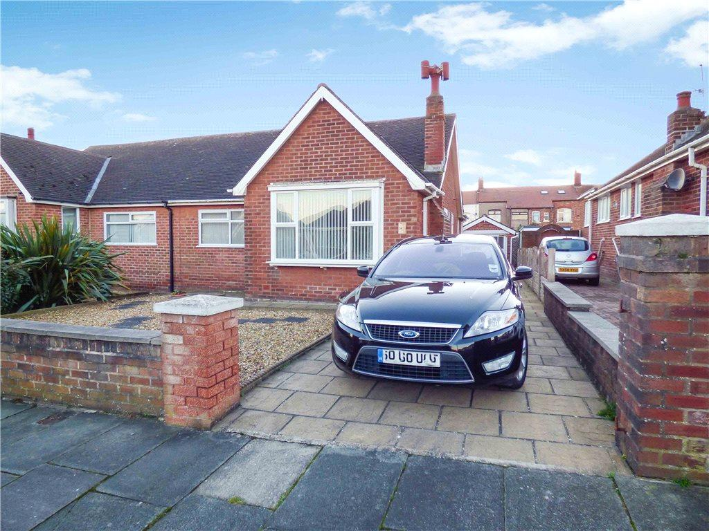2 Bedrooms Semi Detached Bungalow for sale in Hanover Crescent, Bispham, Blackpool