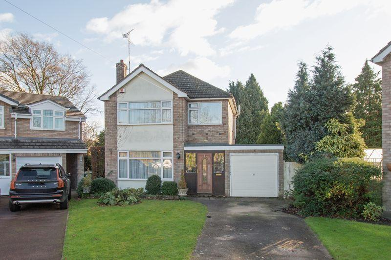 3 Bedrooms Detached House for sale in Sherwood Close, Stamford