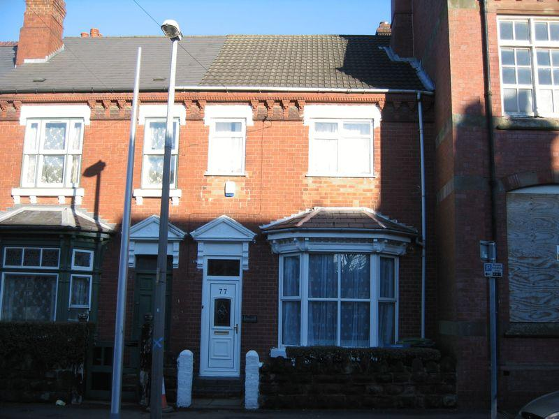 3 Bedrooms Terraced House for sale in Edward Street, West Bromwich