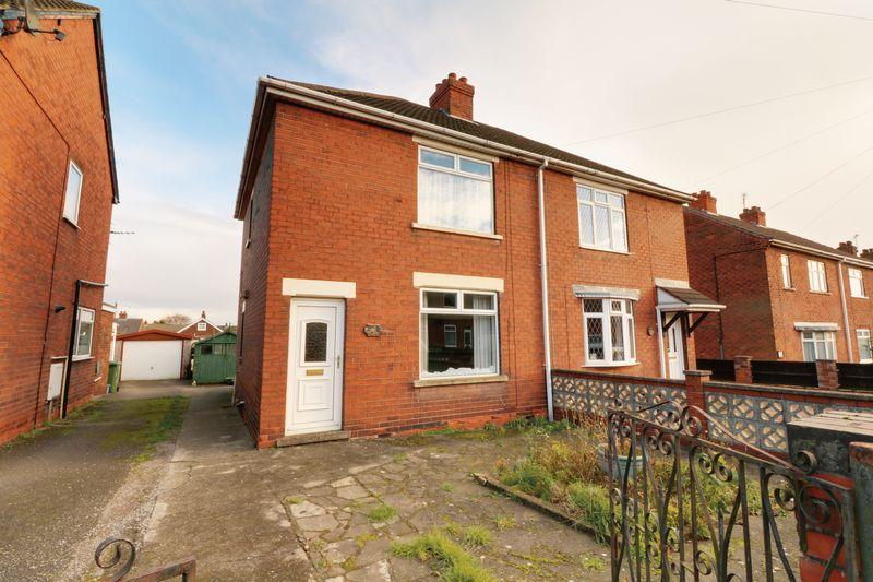 2 Bedrooms Semi Detached House for sale in Brooklands Avenue, Broughton