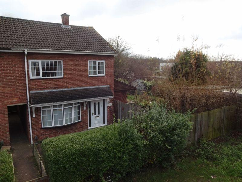 3 Bedrooms End Of Terrace House for sale in Leaf Road, Houghton Regis