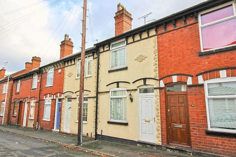 2 Bedrooms Terraced House for sale in Pound Road, Wednesbury