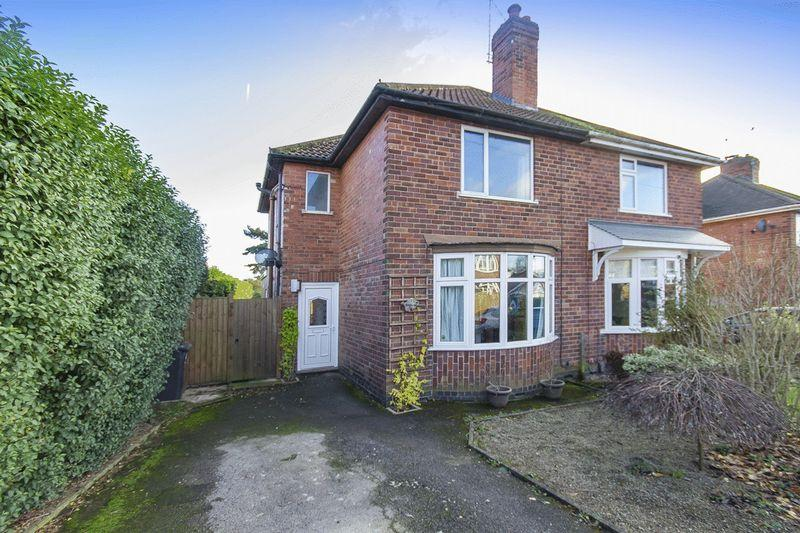 3 Bedrooms Semi Detached House for sale in Riddings, Derby