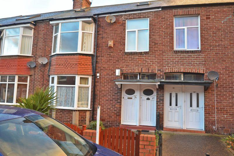 3 Bedrooms Apartment Flat for sale in Salisbury Avenue, North Shields