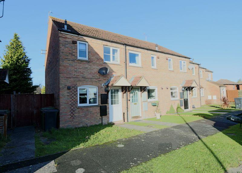 2 Bedrooms End Of Terrace House for sale in St Hughs Rise, Didcot