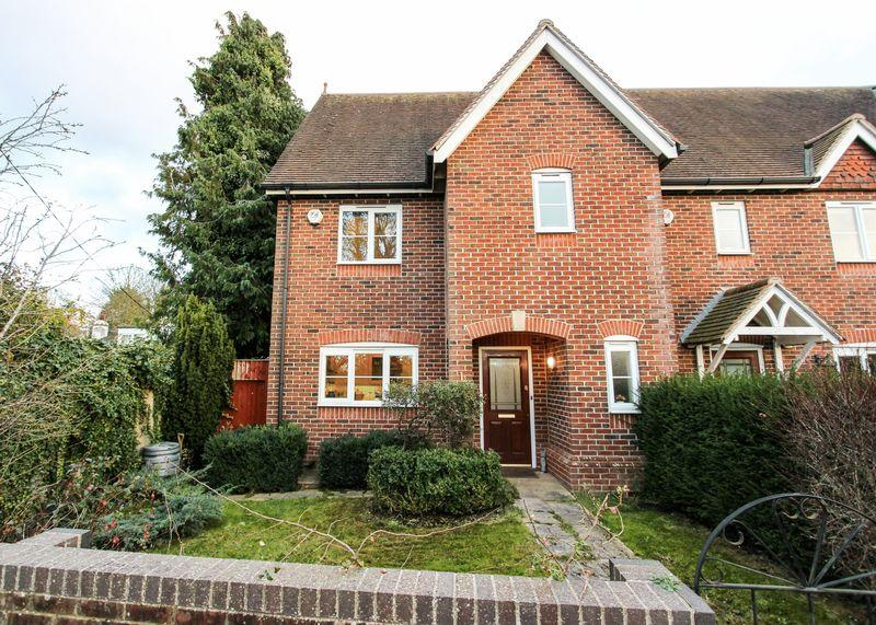 3 Bedrooms Terraced House for sale in Alfreds Place, East Hanney