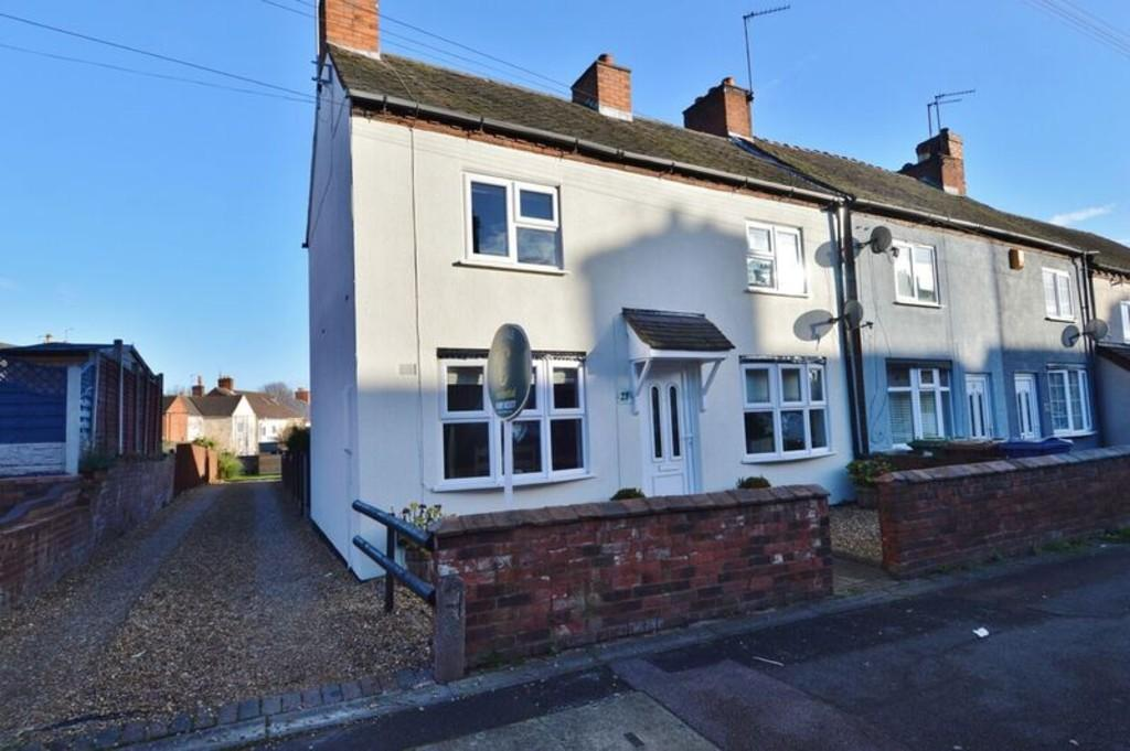 3 Bedrooms End Of Terrace House for sale in Armitage Road, Rugeley