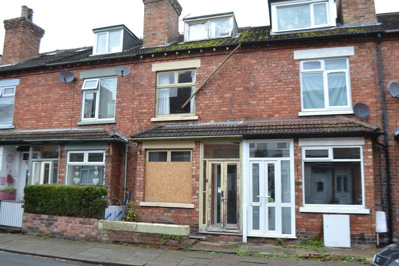 2 Bedrooms Terraced House for sale in Trent Street, Gainsborough