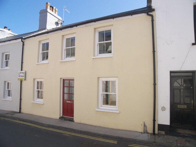 4 Bedrooms Terraced House for sale in Malew Street, Castletown, IM9 1LS