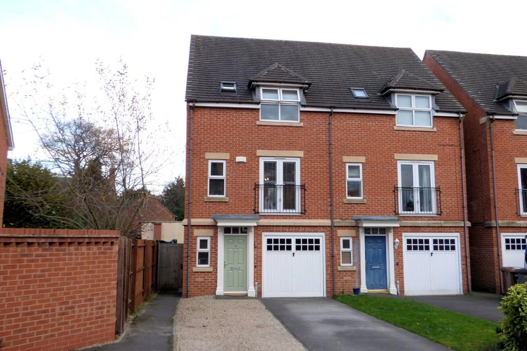 3 Bedrooms Semi Detached House for sale in Messiter Mews, Willington