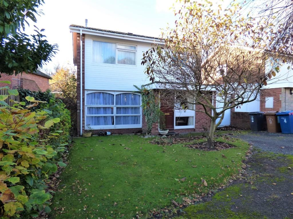 3 Bedrooms Link Detached House for sale in Laurel Close, Lichfield
