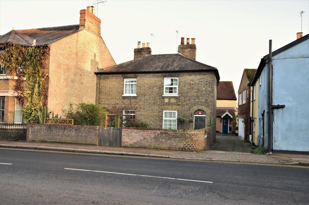 1 Bedroom Cottage House for sale in Cross Street, Sudbury CO10 2DL