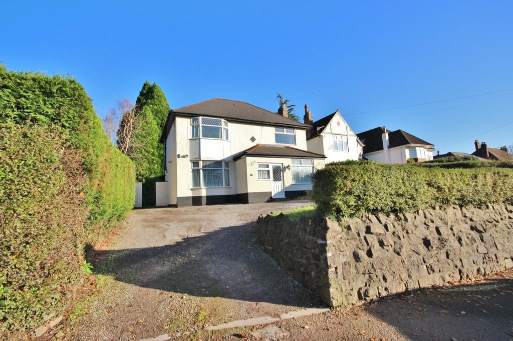 3 Bedrooms Detached House for sale in Rhiwbina Hill, Rhiwbina, Cardiff