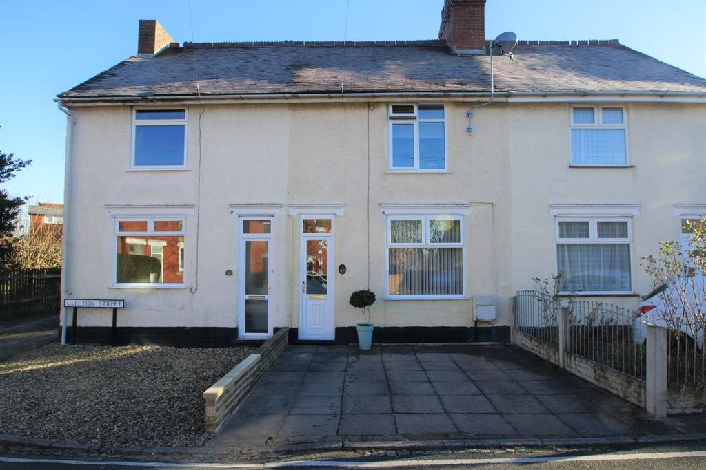 2 Bedrooms Terraced House for sale in Cleeton Street, Heath Hayes, Cannock