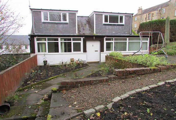 4 Bedrooms Detached House for sale in Victoria Cottage, 19 Lothian Street, Hawick, TD9 9HD