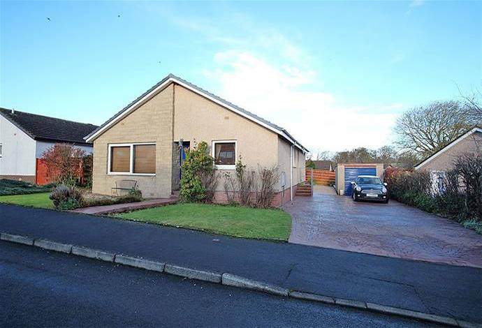 4 Bedrooms Bungalow for sale in 6 Brownsmuir Park, Lauder, TD2 6QD