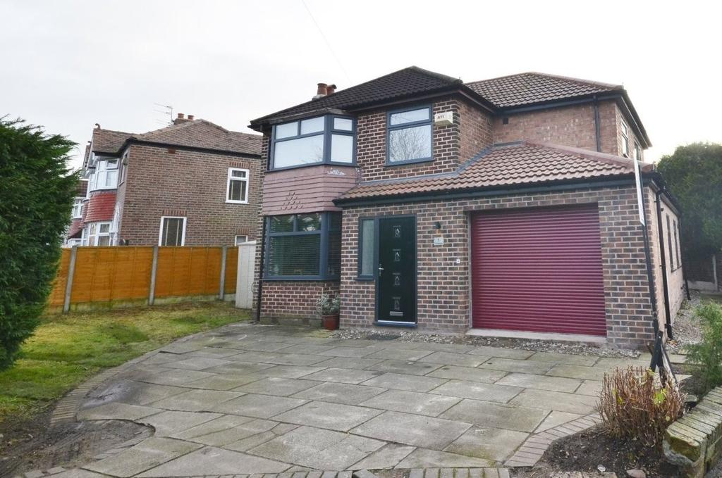 5 Bedrooms Detached House for sale in Ashlands Road, Timperley, Altrincham