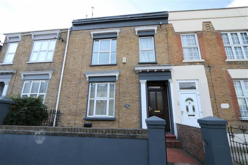 4 Bedrooms Terraced House for sale in Whitworth Road, Plumstead, London, SE18