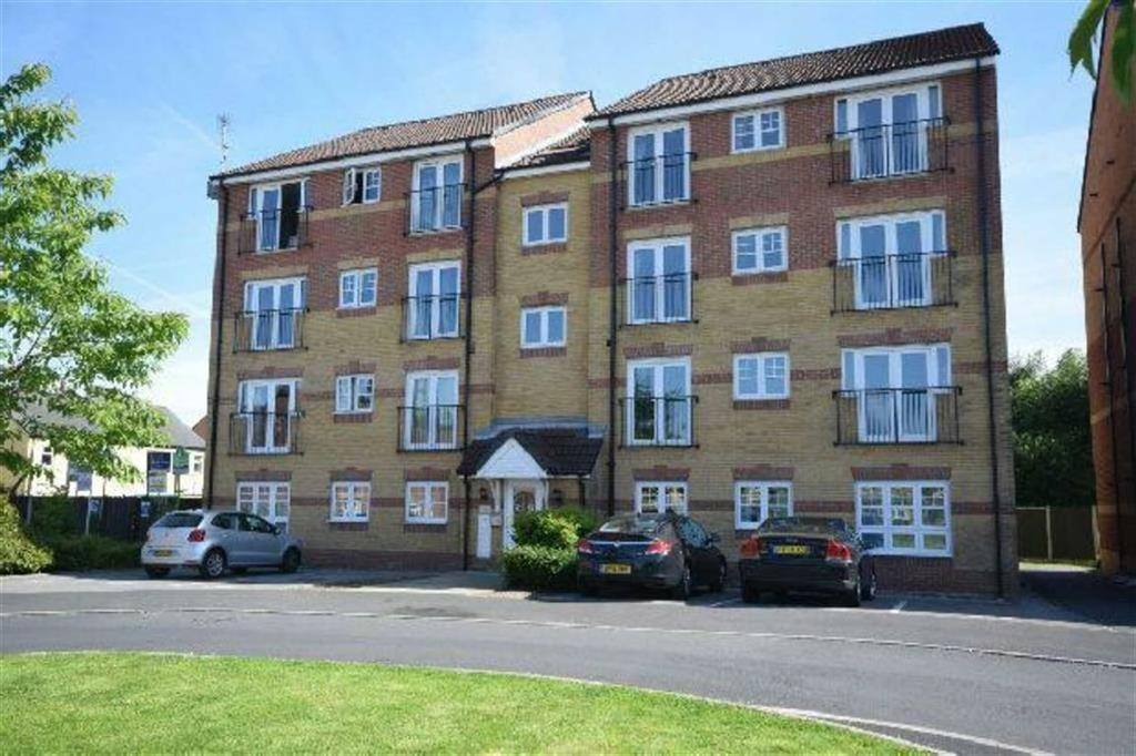2 Bedrooms Apartment Flat for sale in Everside Close, Worsley