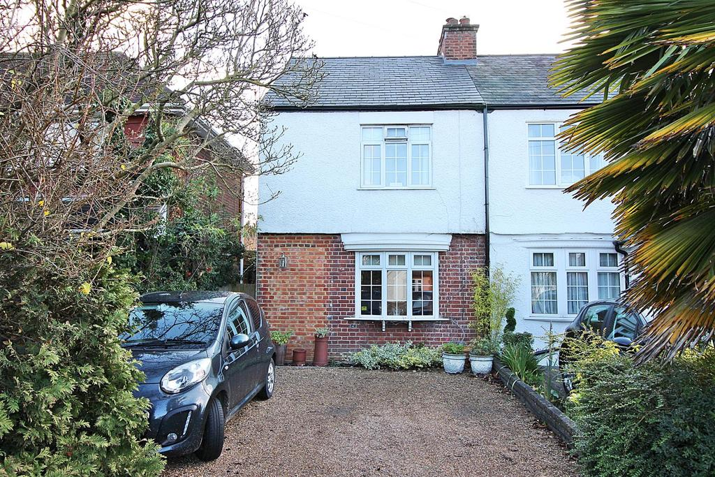 2 Bedrooms Semi Detached House for sale in White Horse Lane, London Colney, St. Albans