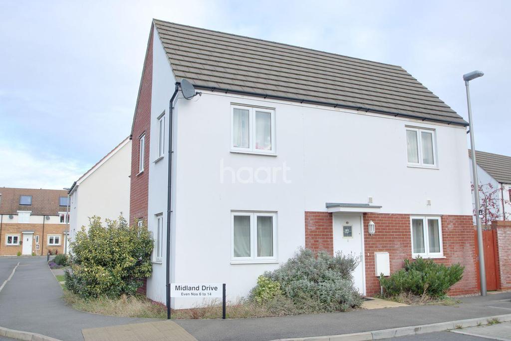 3 Bedrooms Semi Detached House for sale in Broughton, Milton Keynes