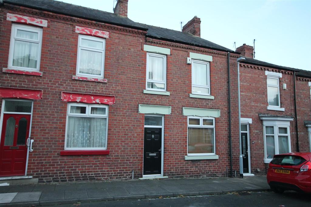 2 Bedrooms Terraced House for sale in Cartmell Terrace, Darlington