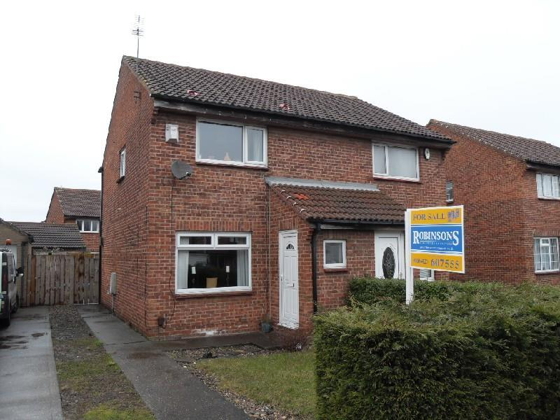 2 Bedrooms Semi Detached House for sale in Wolviston Back Lane, Billingham