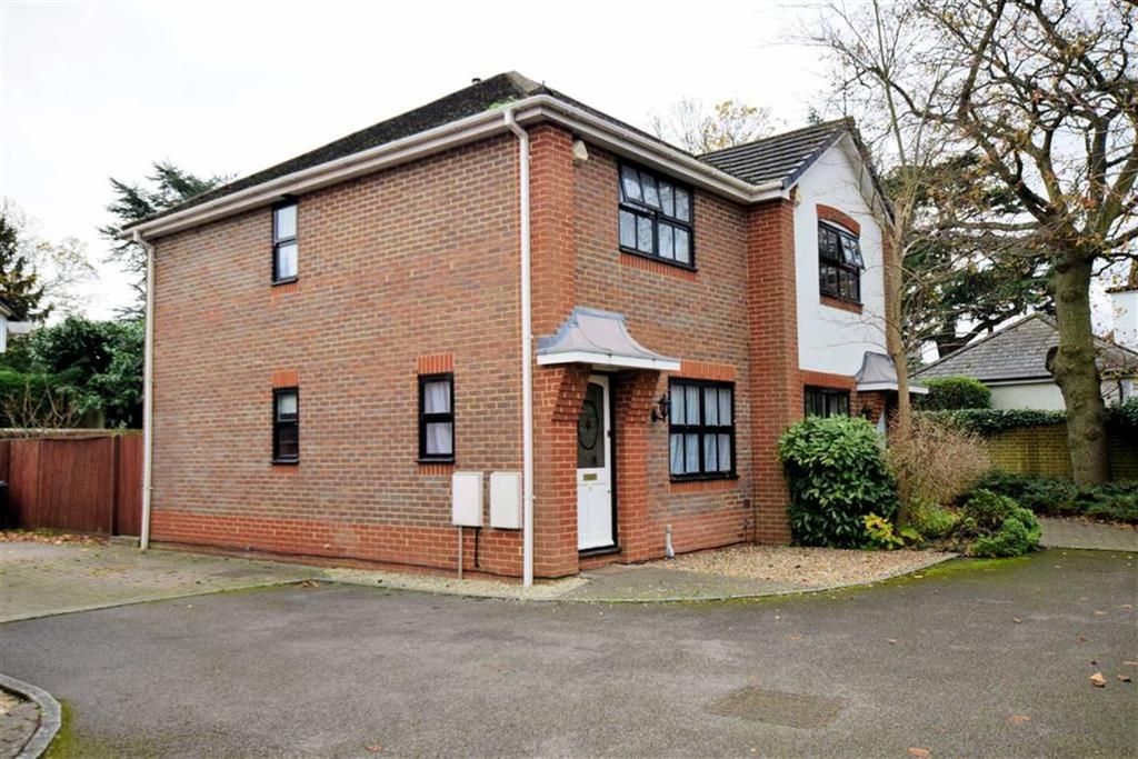 2 Bedrooms Semi Detached House for sale in Springfield Mews, Surley Row, Reading