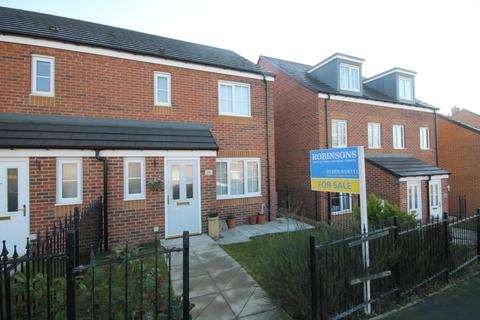 3 bedroom semi-detached house for sale - Ivatt Walk, Shildon
