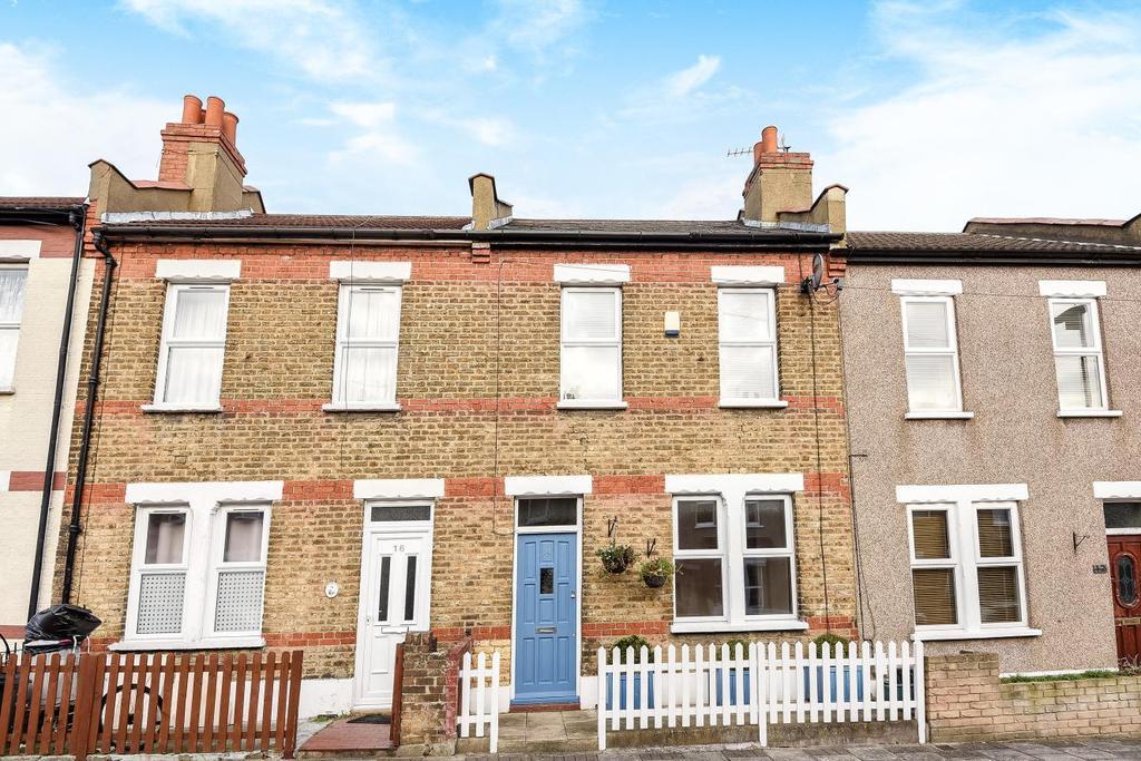 2 Bedrooms Terraced House for sale in Kimberley Road, Beckenham