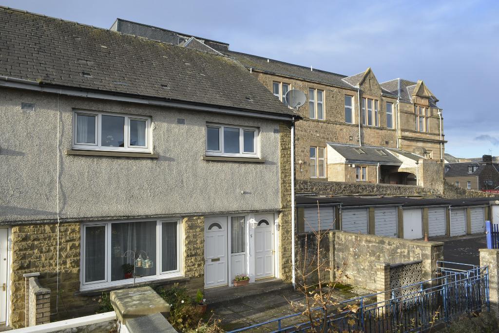 3 Bedrooms End Of Terrace House for sale in Spittal Street, Stirling, Stirling, FK8 1DU