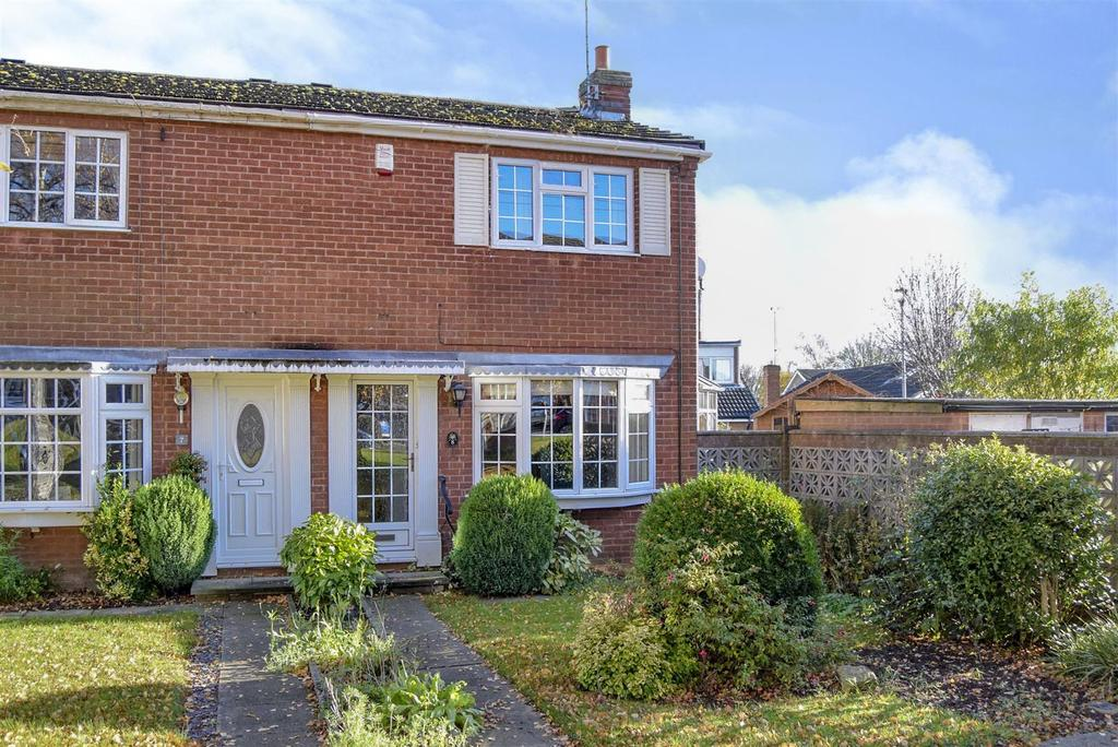 2 Bedrooms Town House for sale in Worcester Mews, Mansfield Woodhouse, Mansfield
