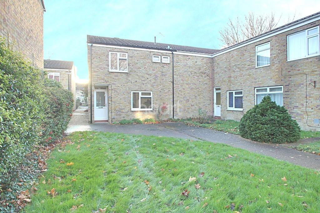 2 Bedrooms Terraced House for sale in Teversham Drift, Cherry Hinton, Cambridge