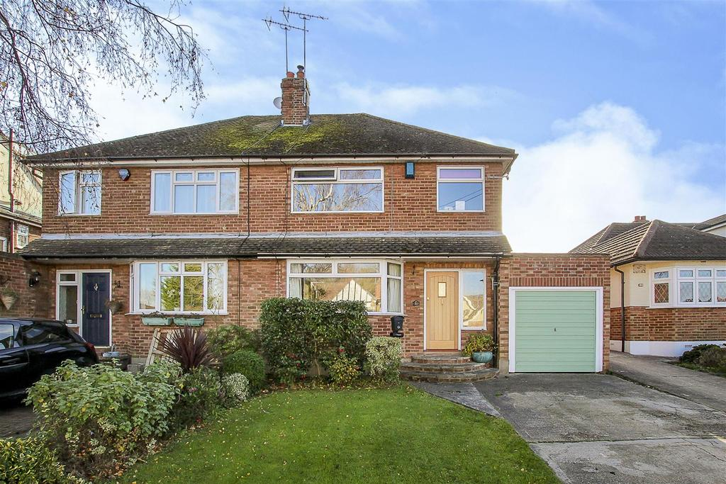3 Bedrooms Semi Detached House for sale in Common Road, Ingrave, Brentwood