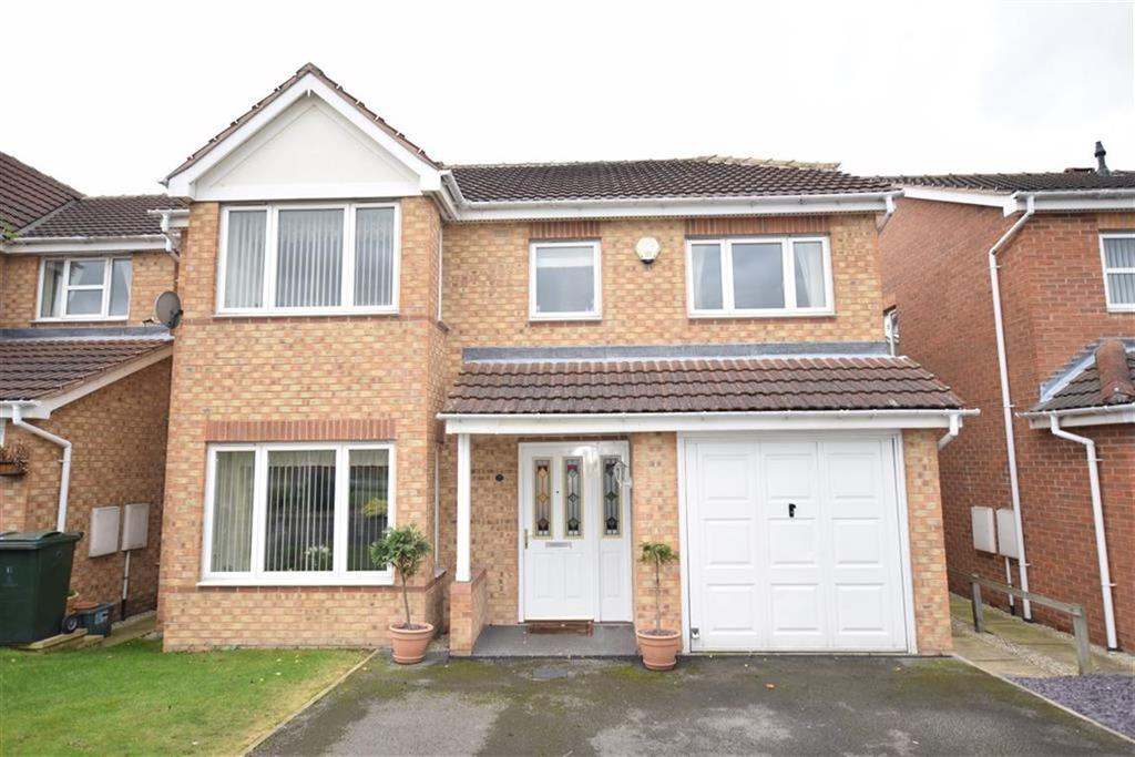 4 Bedrooms Detached House for sale in Longdale Croft, Monk Bretton, Barnsley, S71