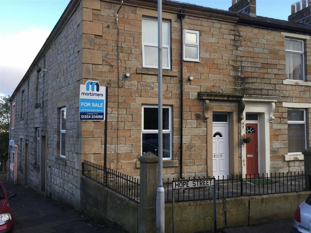 2 Bedrooms End Of Terrace House for sale in Hope Street, Accrington, Lancashire, BB5