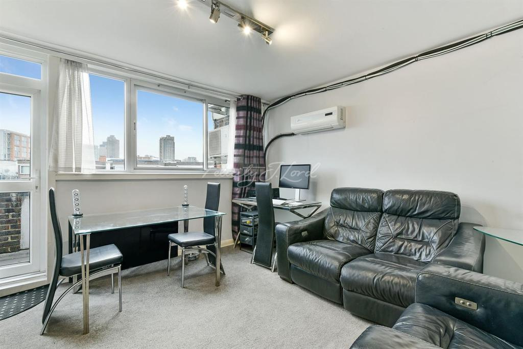 1 Bedroom Flat for sale in Cyrus Street, EC1V